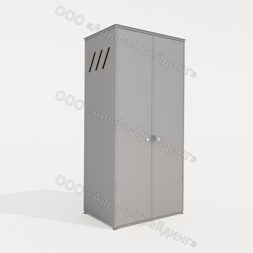 ШГМ-03-04 шкаф для баллонов