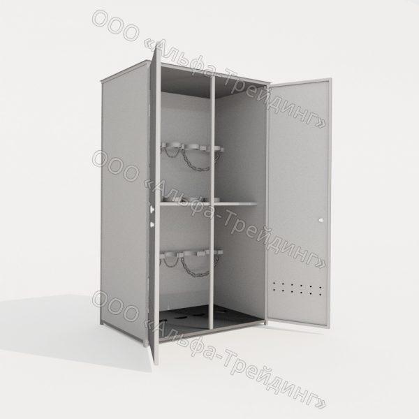ШГМ-06 шкаф для баллонов