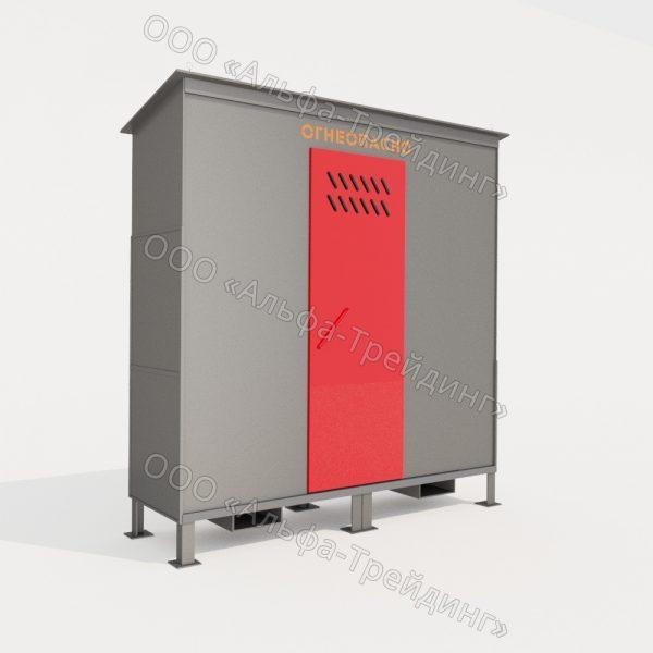 ШХБ-03 шкаф для баллонов