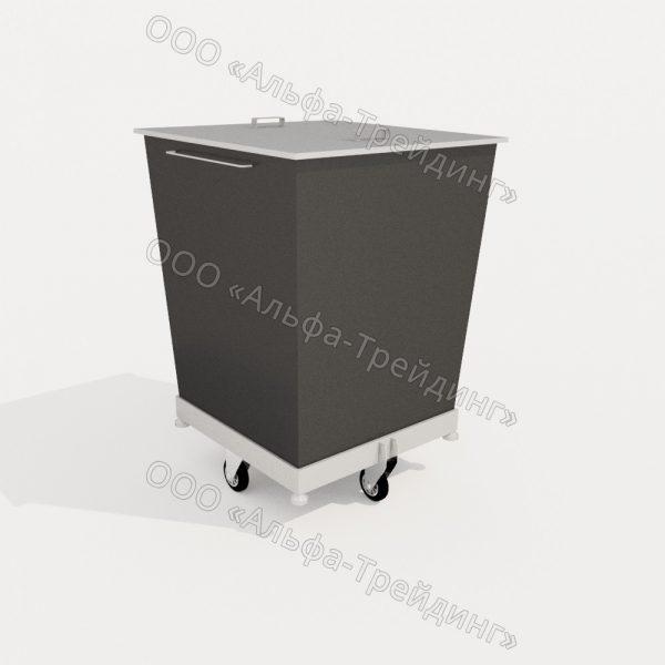 КМП-02 контейнер мусорный