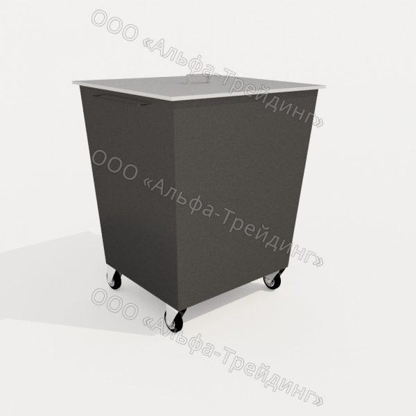 КМП-03 контейнер мусорный