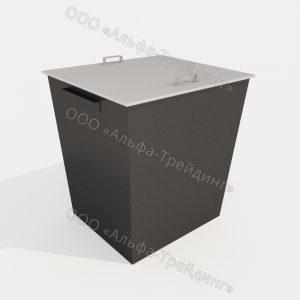 МКМ-01-02 контейнер мусорный
