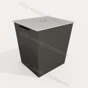 МКМ-03-02 контейнер мусорный