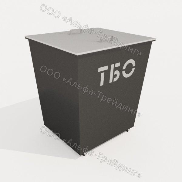 МКО-03-02 контейнер для ТБО