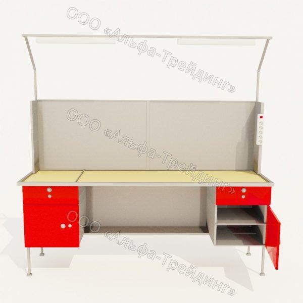 СЭ-02-02 стол электромонтажника