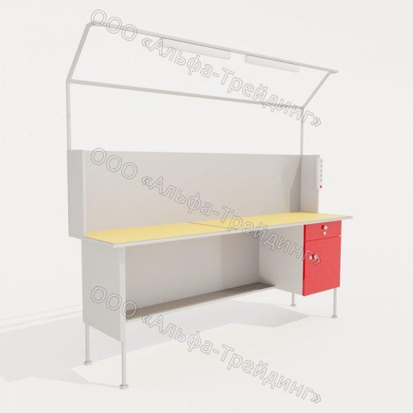 СЭ-02-03 стол электромонтажника