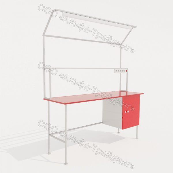 СЭ-03 исп.2 стол электромонтажника