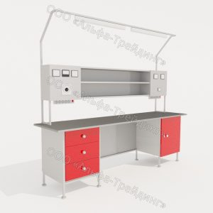 СЭ-05-02 исп.2 стол электромонтажника