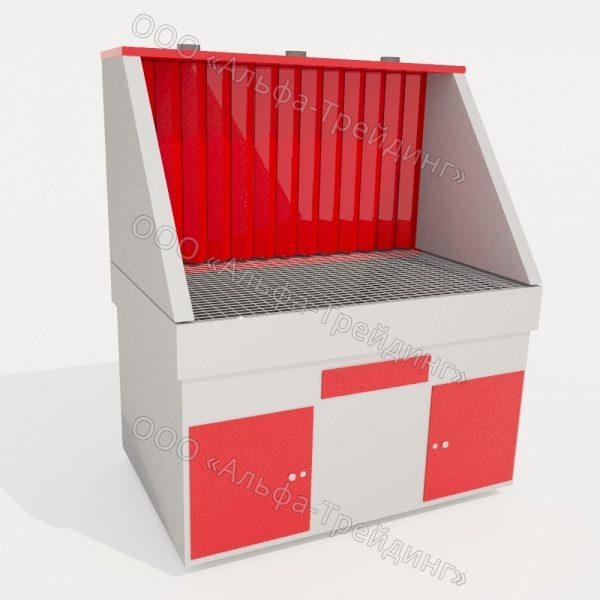 СШЗ-01-03 стол шлифовально-зачистной