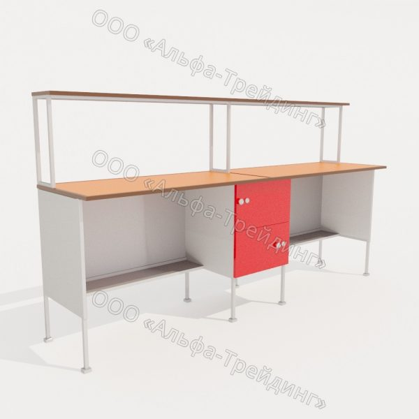 СЛ-03-04 стол лабораторный