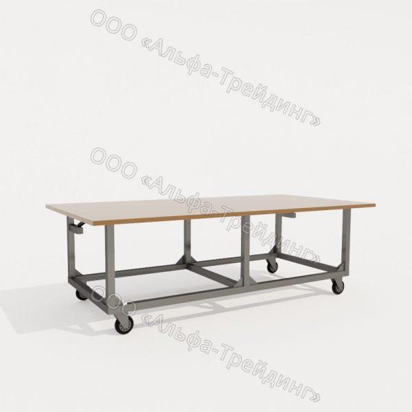 СМ-01-03 стол для резки стекла