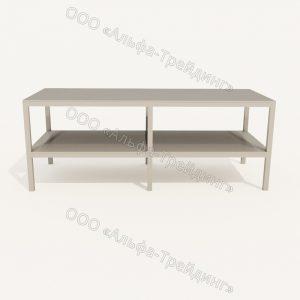 СМС-02 стол-стеллаж