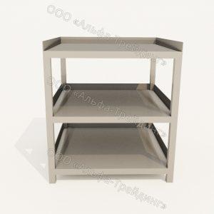 СМС-03 стол-стеллаж