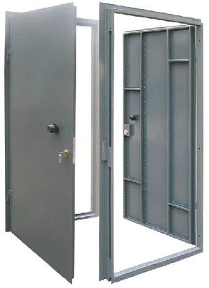 Двери технические серии «ДЗЕТА»