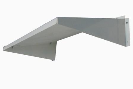 Козырек 840x630 мм