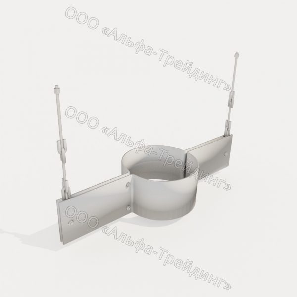 ПГ2 - подвеска с двумя тягами, регулируемыми гайками, и опорной балкой
