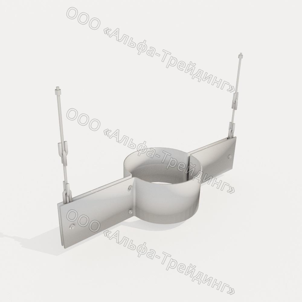 ПГ2 – подвеска с двумя тягами, регулируемыми гайками, и опорной балкой