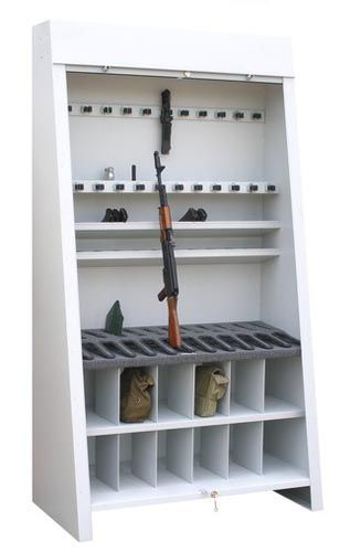 Шкаф для оружейных комнат Пирамида