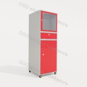 Компьютерные шкафы управления, тележки диагностические (ШКМ, ТДМ)