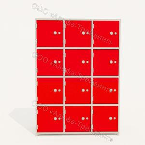 Шкафы секционные для одежды (ШМС)