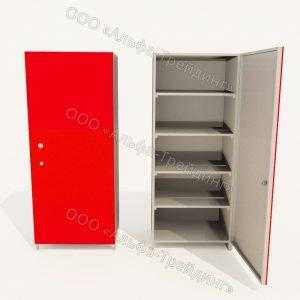 Шкафы для инструмента и комплектующих (ШИМ)